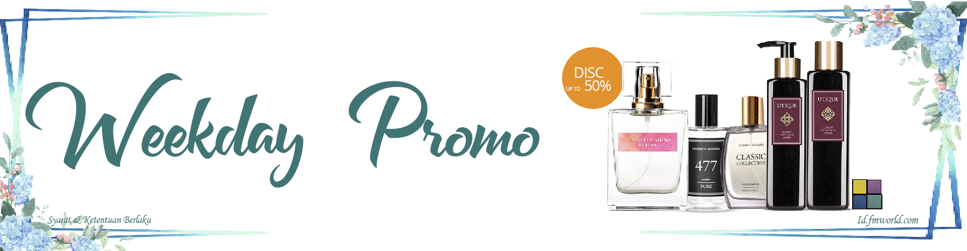 Disc up to 50%